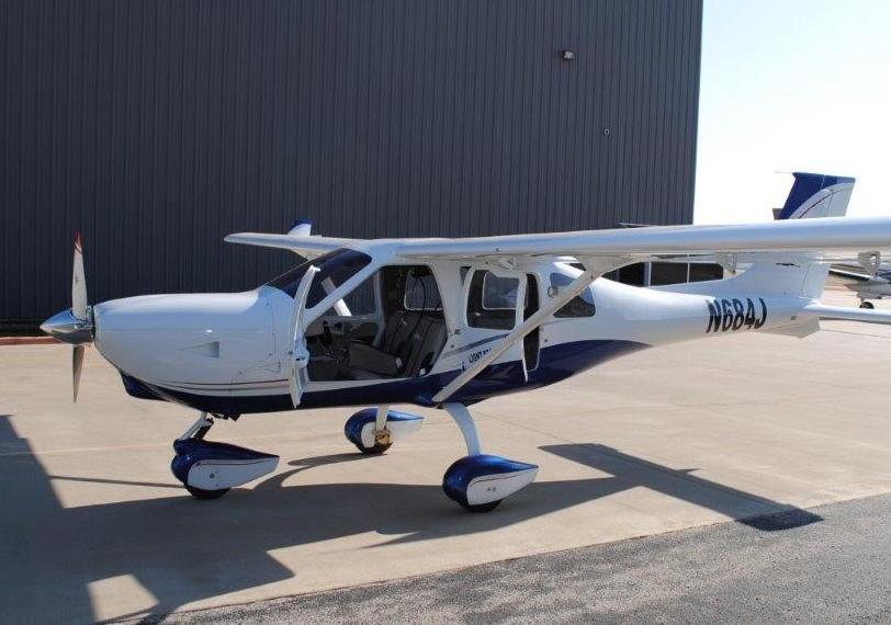 2009 Jabiru J230-SP SLSA N684J Image