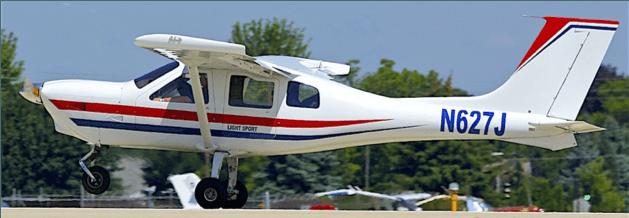 2007 Jabiru J250-SP N627J Image