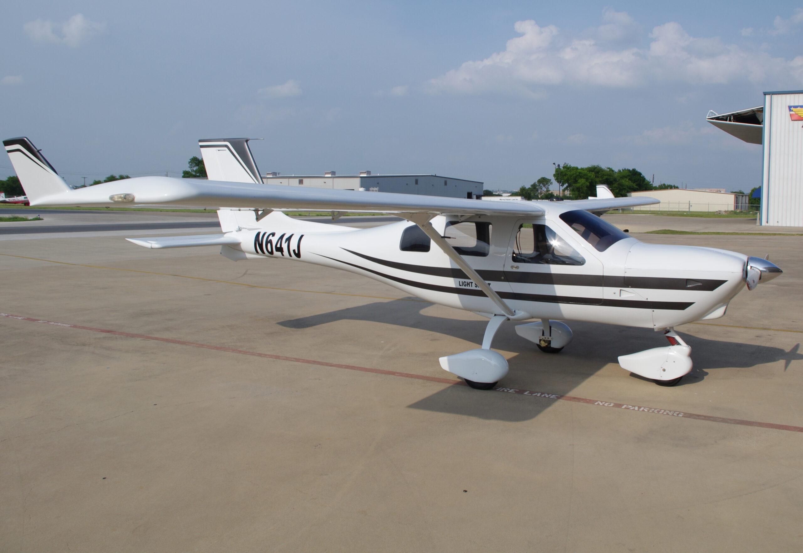 2008 Jabiru J230-SP N641J Image
